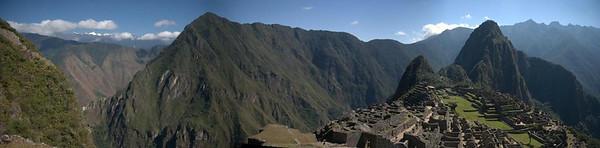 Mach Picchu Panorama, Peru (2008-07-05)