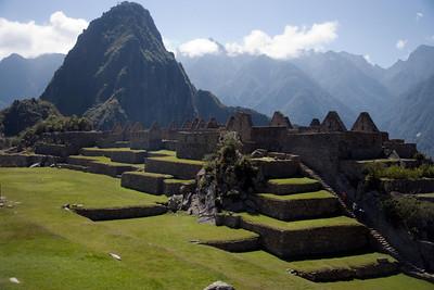 Machu Picchu, Peru - Eastern Urban Sector (2008-07-05)