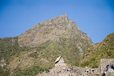 Machu Picchu, Peru - Guard House and Machu Picchu (2008-07-05)