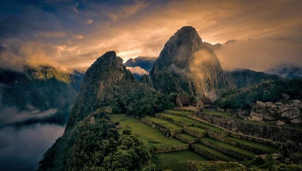 Wayana Picchu Ahead