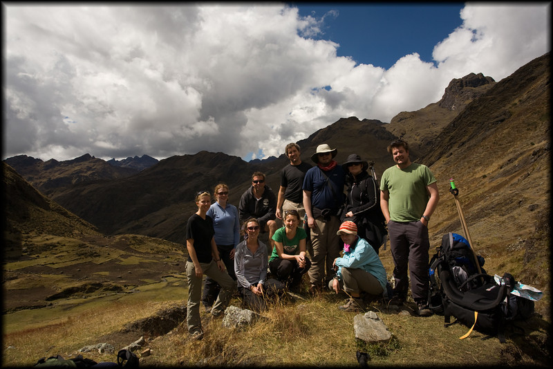Lares Valley trek to Machu Picchu