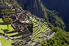 Machu Picchu, the Eastern urban sector.
