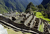 Machu Picchu, the higher Eastern urban sector.