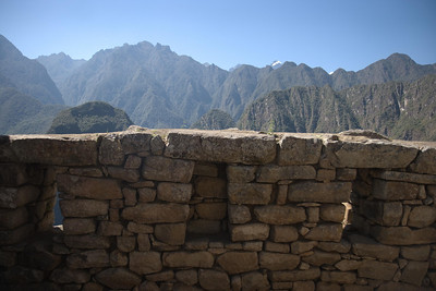 Machu Picchu, Peru - View of Mountains to East (2008-07-05)