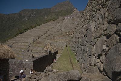 Machu Picchu, Peru - Inca Canal (2008-07-05)
