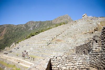 Machu Picchu, Peru - Lower Agricultural District (2008-07-05)