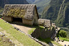Machu Picchu, the agricultural sector and the gate houses.