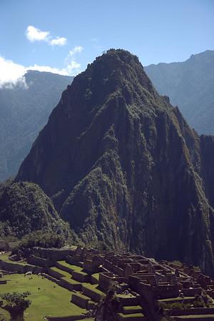 Machu Picchu, Peru - Waynapicchu (2) (2008-07-05)