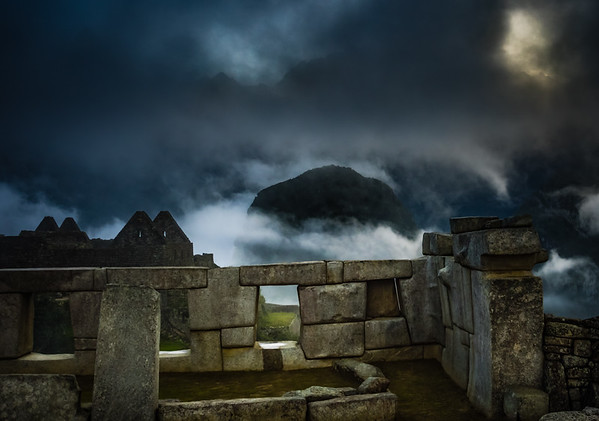 Ancient City in the Clouds