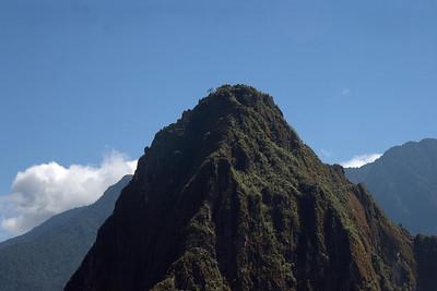 Machu Picchu, Peru - Waynapicchu (2008-07-05)