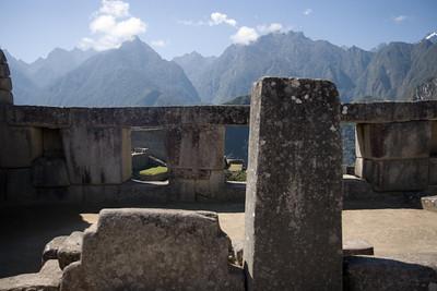 Machu Picchu, Peru - Temple of the Three Windows (2008-07-05)