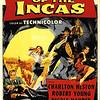 """Secret of the Incas"" (1953) was filmed in Cuzco and Machu Picchu."