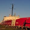 "U.S. Coast Guard Icebreaker ""Mackinaw"""