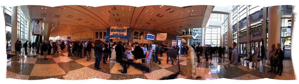 2011 Macworld Day 3