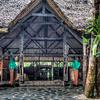 Masoala Forest Lodge dining/meeting/bar building