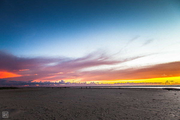 Morondava | Colourful sunset