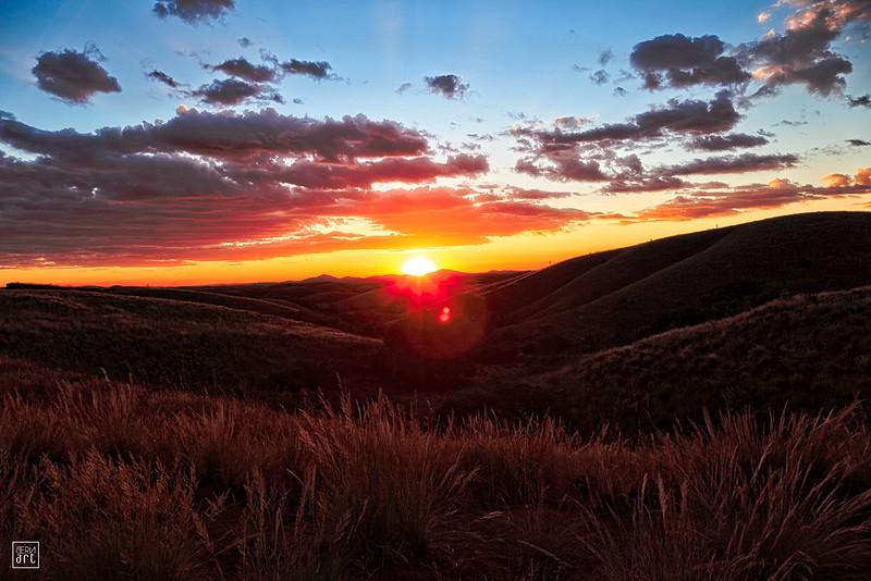 Sunset on RN4