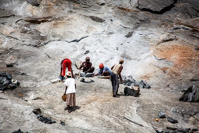 Quarrying Antananarivo