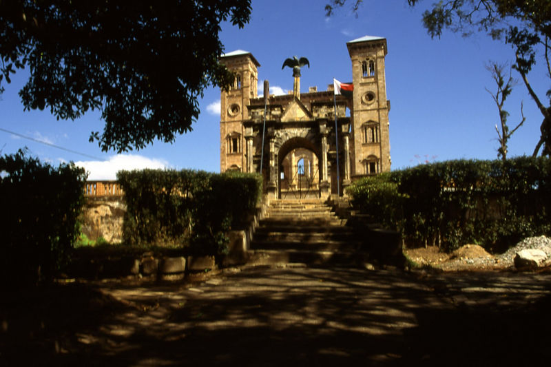 Presidental Palace, Madagascar.