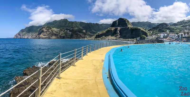 Porto da Cruz - pool