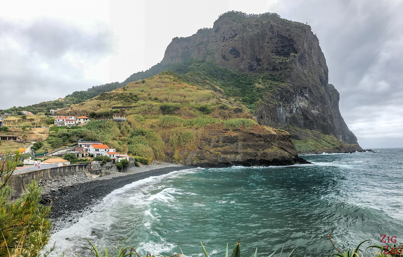 Porto da Cruz - Penhe d'Aguia