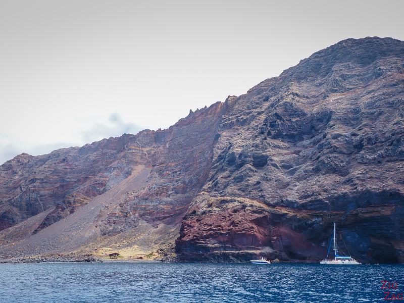 Desertas islands boat trip Madeira
