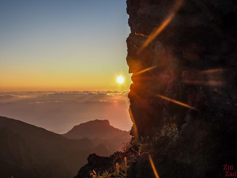 Pico do Arieiro Sunrise - best place 2