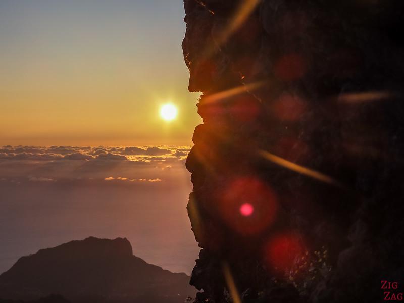 Madeira photo spot for sunrise