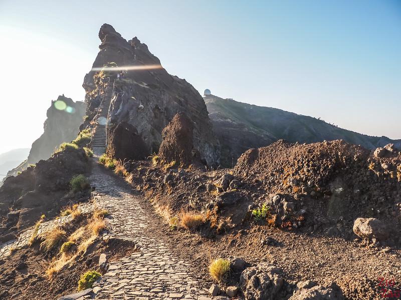 Verada do Arieiro Wanderroute Madeira