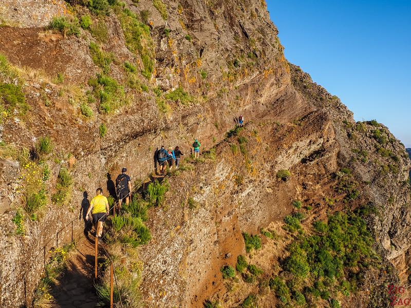 Pico do Arieiro Hike