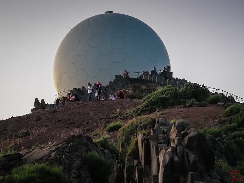 Pico do Arieiro Viewpoint