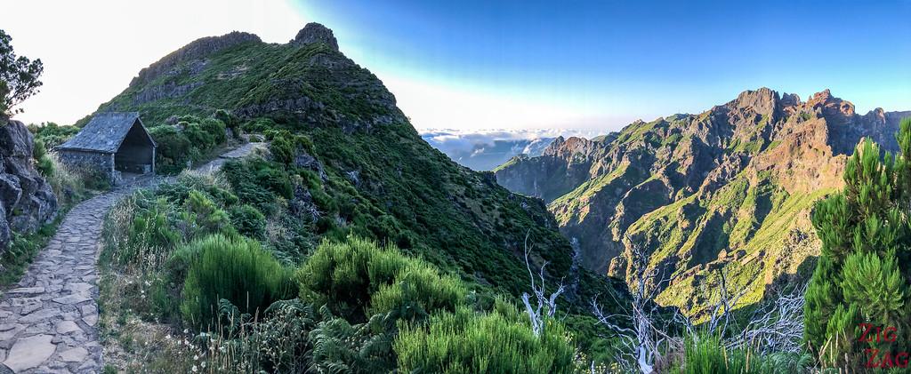 Verada do Pico Ruivo 3
