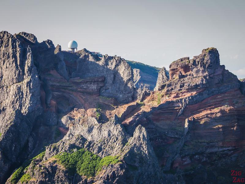 Pico Ruivo view