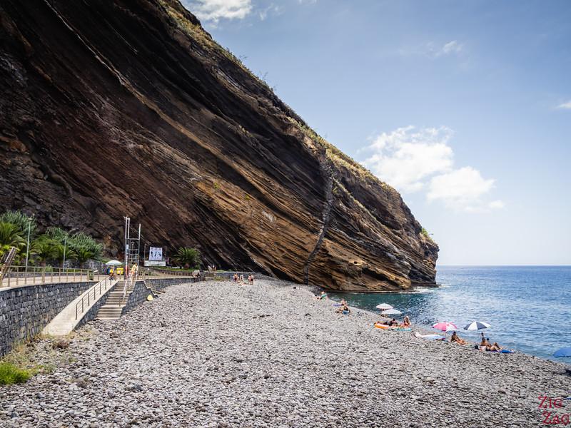 Praia do Garajau Beach
