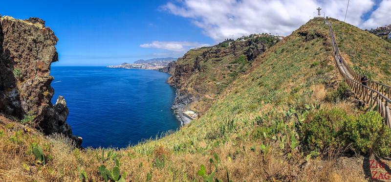 visit Ponta do Garajau in Madeira