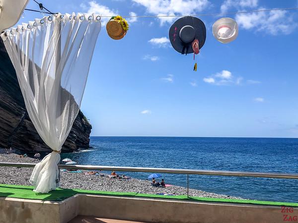 Praia do Garajau Beach - restaurant 2