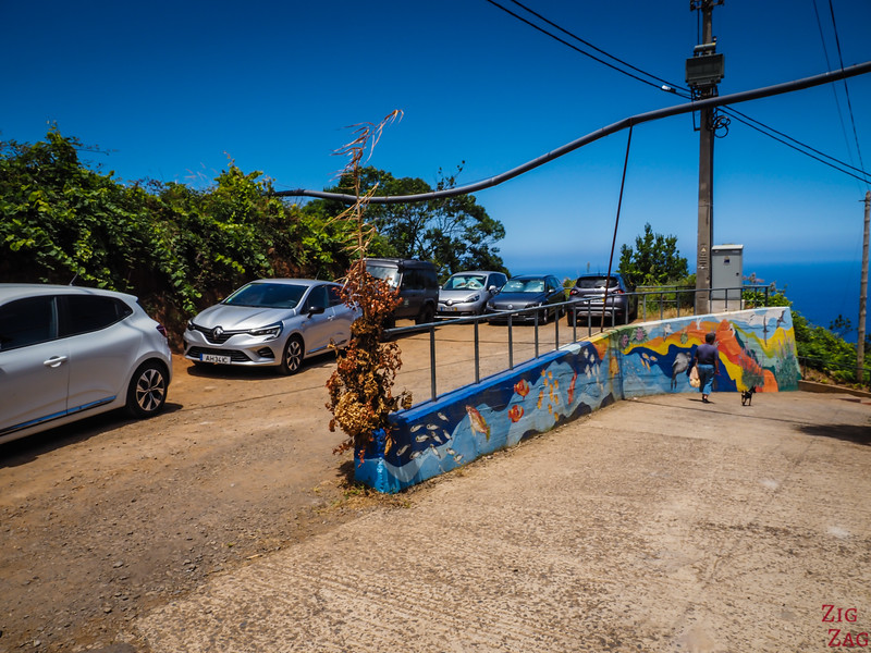Parking de Rocha do Navio
