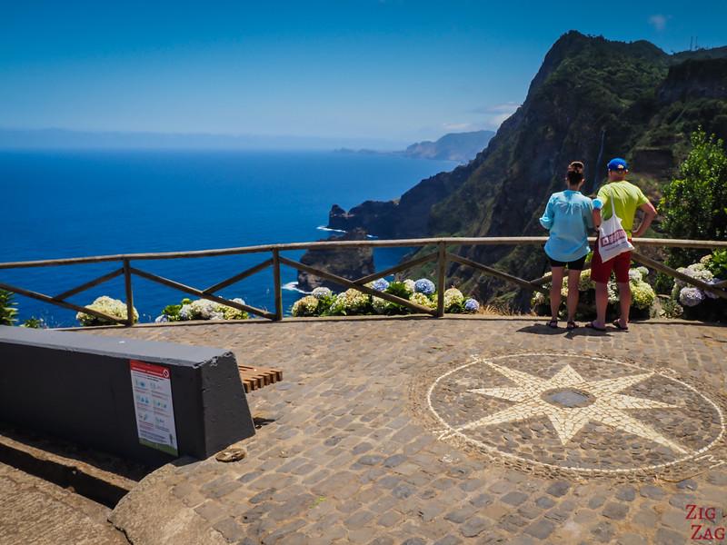 Miradouro do Rocha do Navio - point de vue
