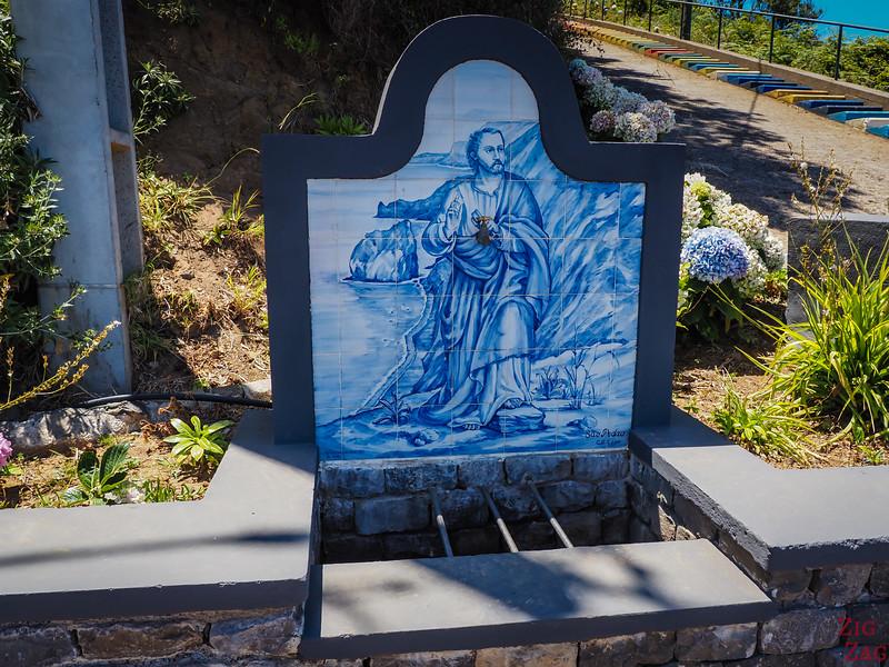 Rocha do Navio fontaine