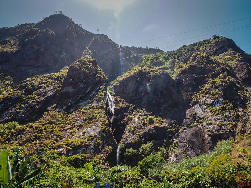 Rocha do Navio - cascades