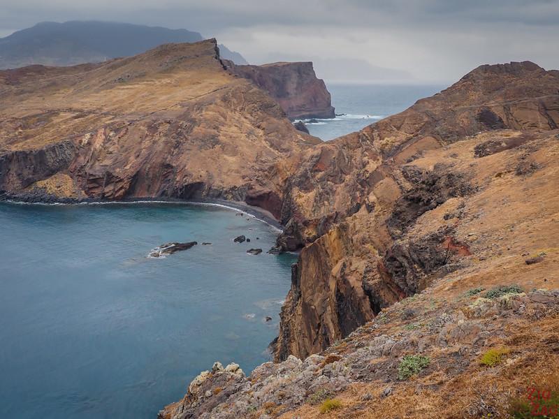 Ponta de Sao Louranço (PR8) - die Küstenwanderung auf Madeira 4