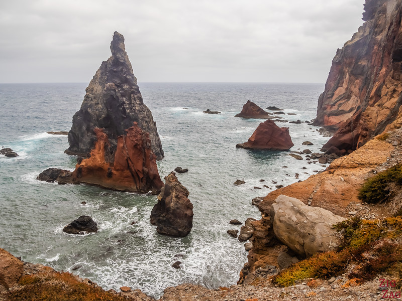 Ponta de Sao Louranço (PR8) - die Küstenwanderung auf Madeira 3