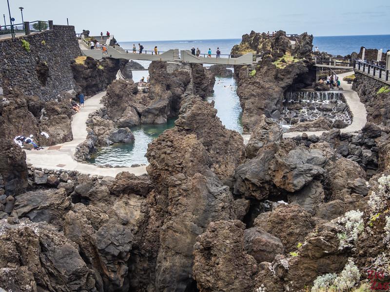 Porto Moniz natürliche Pools vulkanischen