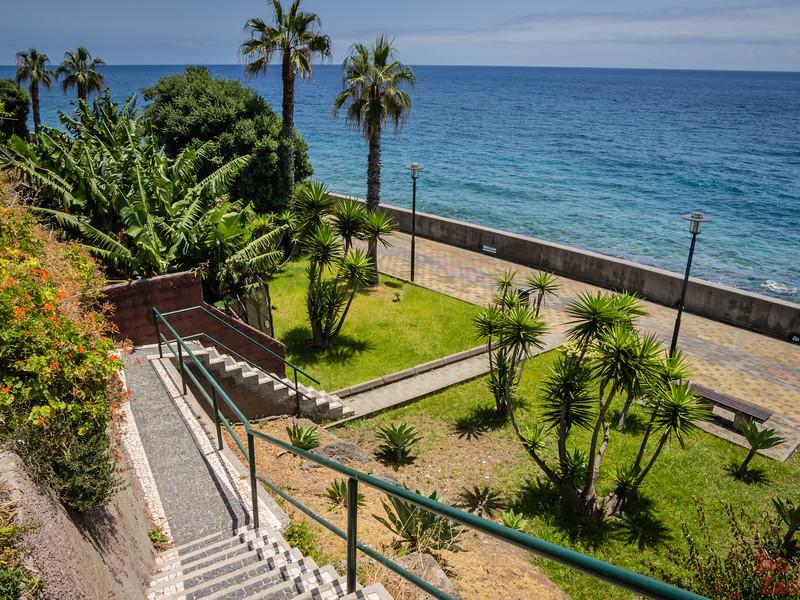 Jardim do Mar Garten