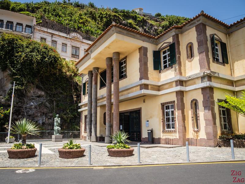 Ponta do Sol old building