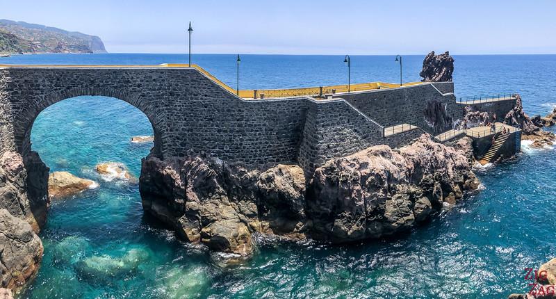 Ponta do Sol bridge