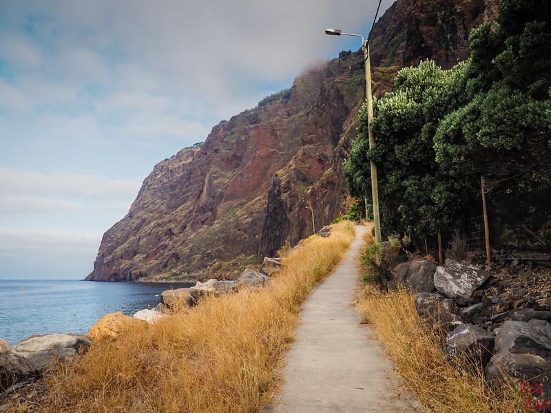 Cabo Girao promenade