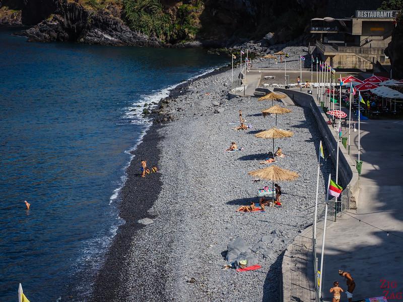 Camara de Lobos beach - Praia de Vigaro 2