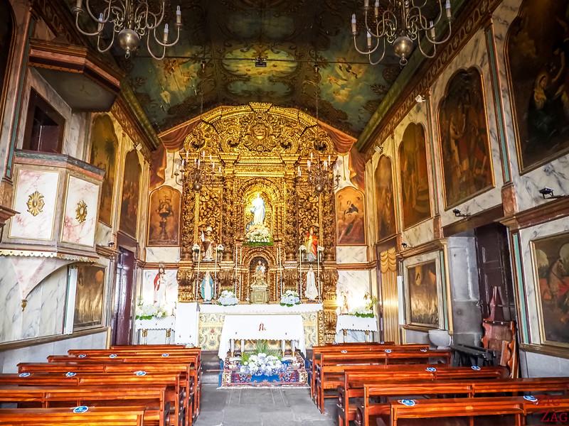 Camara de Lobos chapel - Capela de Nossa Senhora da Conceição