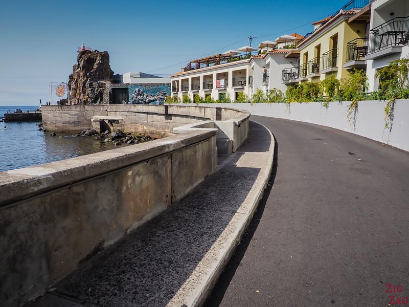 Camara de Lobos rentals by the harbor